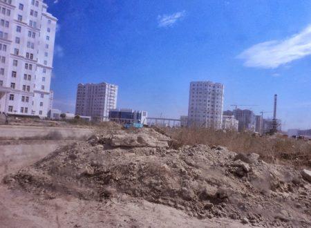 Suggestioni dal Turkmenistan