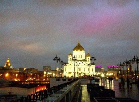 Dedicato a Mosca