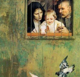 """""""La vita è ovunque"""" di Yaroshenko: la libertà esiste?"""