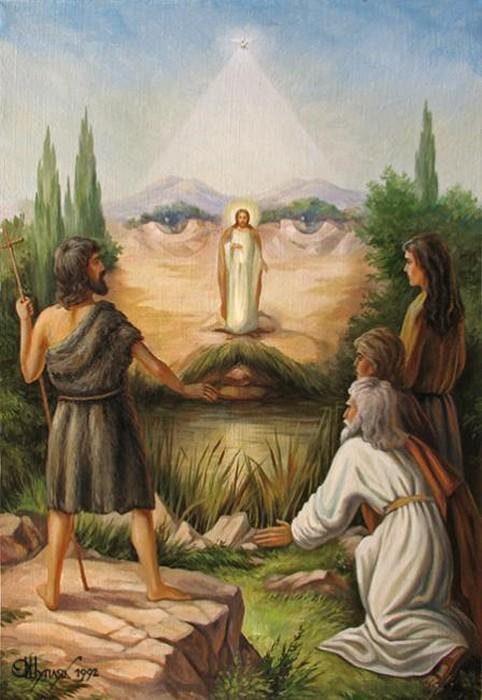 Shuplyak apparizione messia