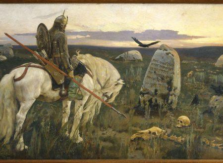 Il bivio, la scelta, la vanità: Vasentsov e Dürer