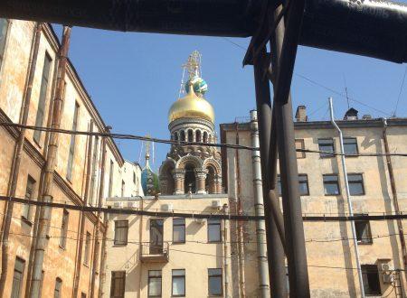 I luoghi di Pietroburgo: alla ricerca dell'essenza perduta
