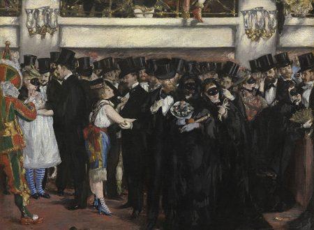 Al ballo in maschera con l'Otello di Lermontov