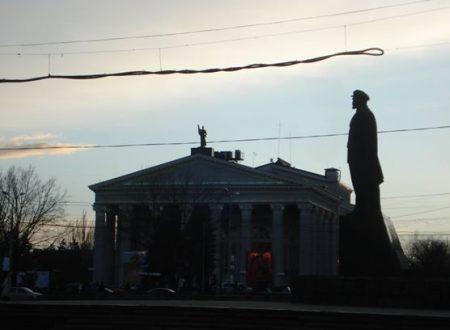 Донецк, мы о тебе не забыли- Donetsk, non ti abbiamo dimenticato
