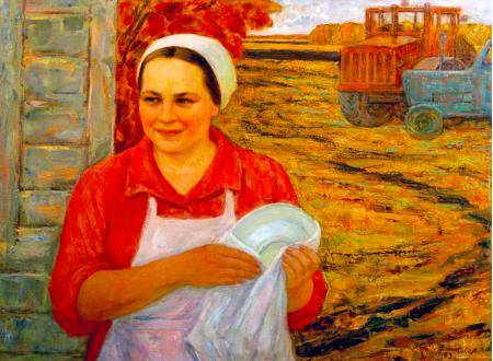 L'idealismo sovietico in una canzone popolare