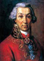 Il poeta Derzhavin, conservatore e sovversivo