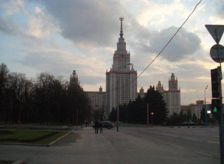 Vita all'MGU di Mosca: ricordi di un'esperienza straordinaria