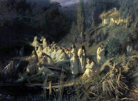 Le sirene nella mitologia russa: Kramskoj e Gogol'