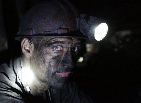 Le miniere del Donbass