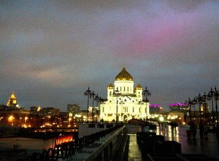Mosca per i poeti russi
