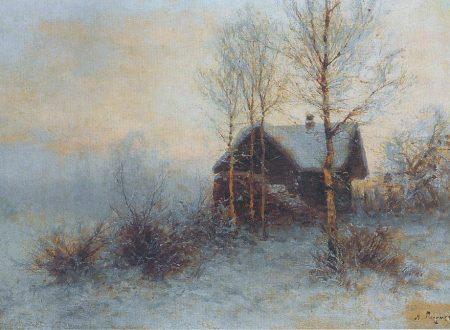 Brodskij, la neve e il tempo fermo