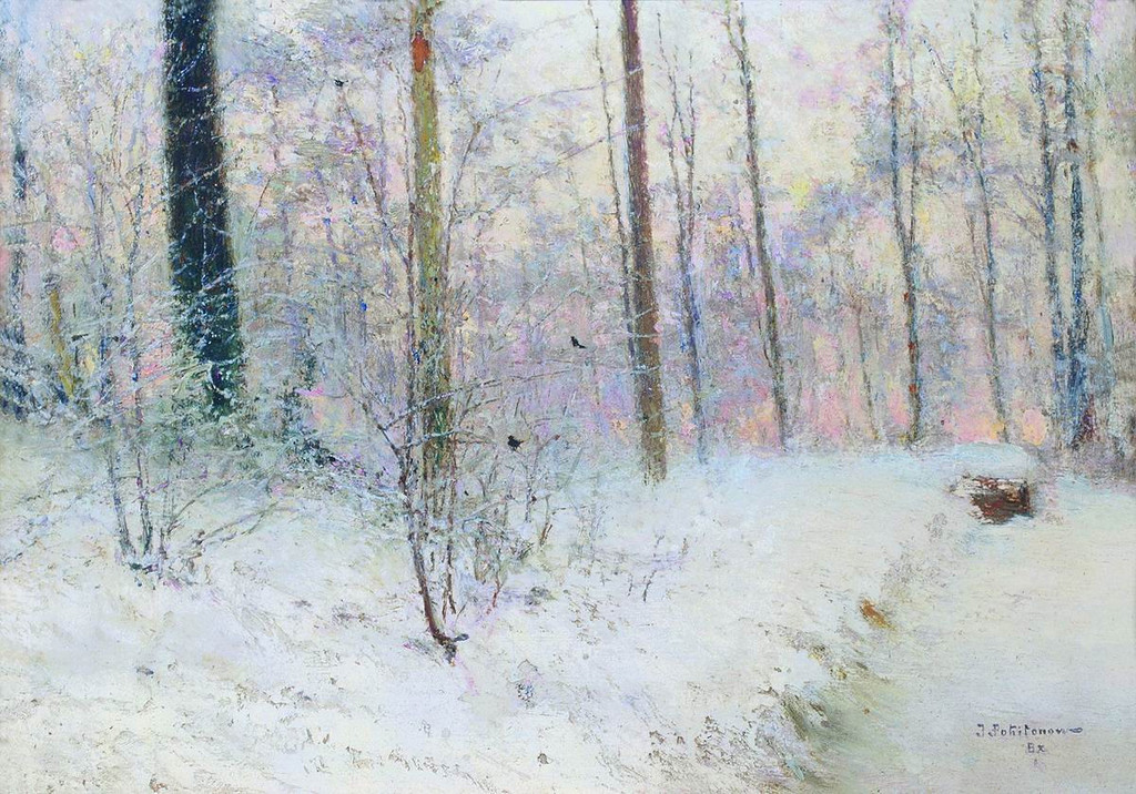 Pokhitonov- Effetto della neve