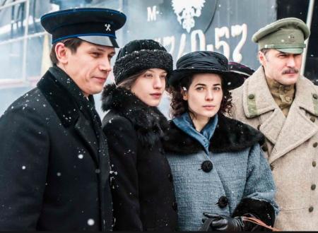 La via dei tormenti: una serie profondamente russa su Netflix